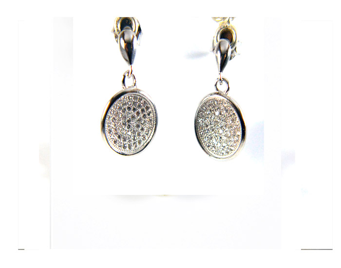 Iota Collection Sterling Silver Pendant Set